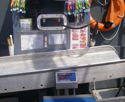 2009 SSA F/V PNV Equipment